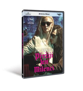 Přežijí jen milenci - DVD - neuveden