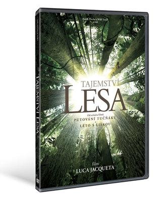 Tajemství lesa - DVD - neuveden