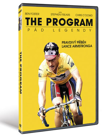 The Program: Pád legendy - DVD - neuveden