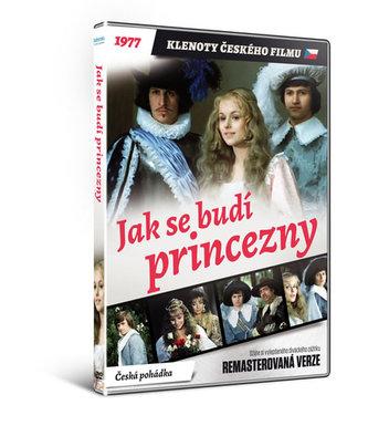 Jak se budí princezny - DVD - neuveden
