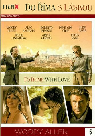 Do Říma s láskou - DVD - neuveden