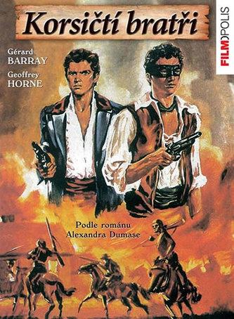 Korsičtí bratři - DVD - neuveden
