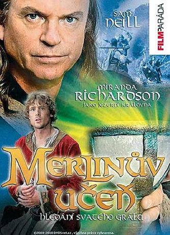 Merlinův učeň - DVD - neuveden
