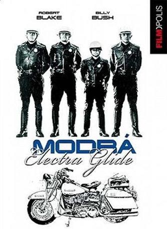 Modrá Electra Glide - DVD - neuveden