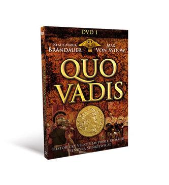 Quo vadis 1 - DVD - neuveden