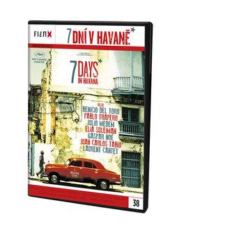 7 dní v Havaně - DVD - neuveden