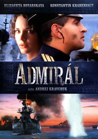 Admirál - DVD - neuveden