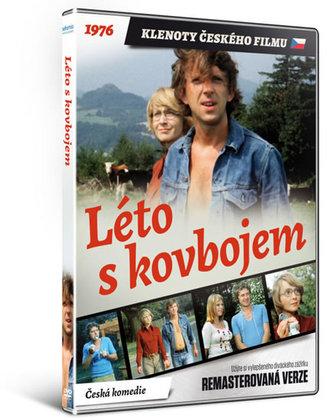 Léto s kovbojem - DVD - neuveden
