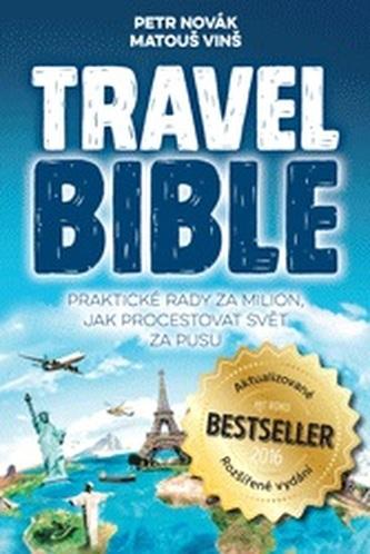Travel Bible (aktualizované vydání) - Petr Novák