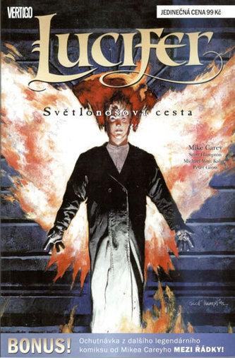 Lucifer: Smrtonošova cesta - Mike Carey