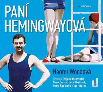 Paní Hemingwayová - CDmp3 - Woodová Naomi