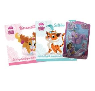 Princezna/Palace Pets - 2 knihy + dárek - Walt Disney