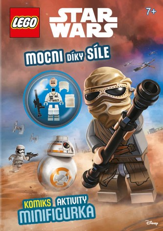 LEGO® Star Wars™ Mocní díky Síle - kolektiv