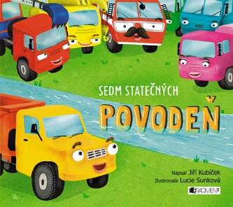 Sedm statečných – Povodeň - Jiří Kubíček
