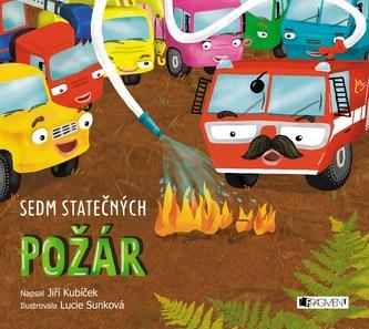 Sedm statečných – Požár - Jiří Kubíček