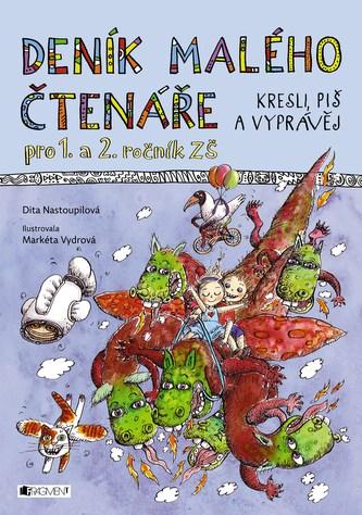 Deník malého čtenáře - Dita Nastoupilová