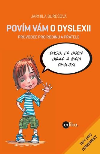 Povím vám o dyslexii - Jarmila Burešová