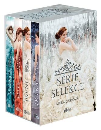 Selekce BOX 1-4 - Kiera Cassová