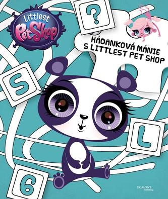 LPS Hádanková mánie s Littlest Pet Shop