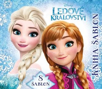 Ledové království Kniha šablon - nemá autora