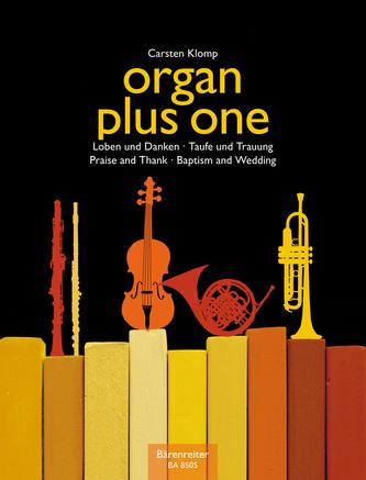Organ plus one - Carsten Klomp