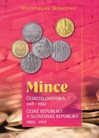 Mince Československa 1918 - 1992, České republiky a Slovenské republiky 1993 - 2017 - Novotný, Vlastislav