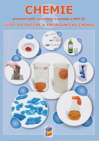 Chemie 8 - Úvod do obecné a anorganické chemie (pracovní sešit) - neuveden