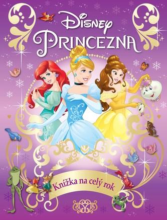Princezna Knížka na celý rok - nemá autora
