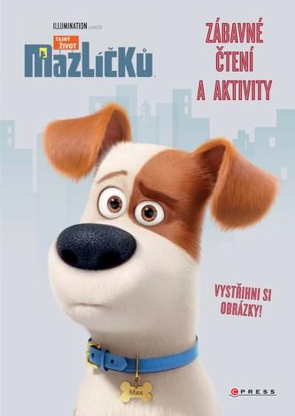 Tajný život mazlíčků - Zábavné čtení a aktivity - Universal Studios