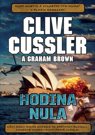 Hodina nula - Clive Cussler