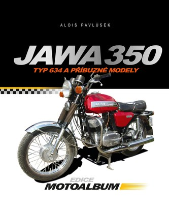 Jawa 350 - Alois Pavlůsek