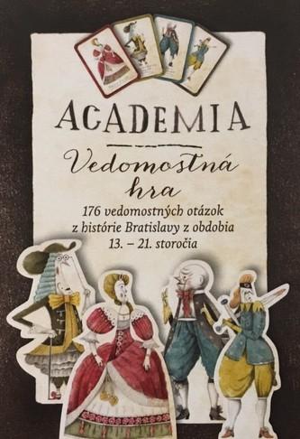 Academia - vedomostná hra (176 kartičiek) - Eva Činčalová