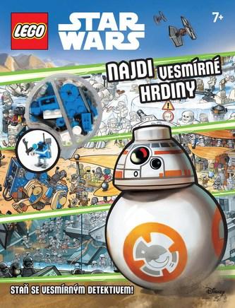 LEGO® Star Wars Najdi vesmírné hrdiny - kolektiv