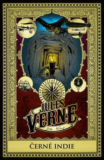Černé Indie - Verne Jules