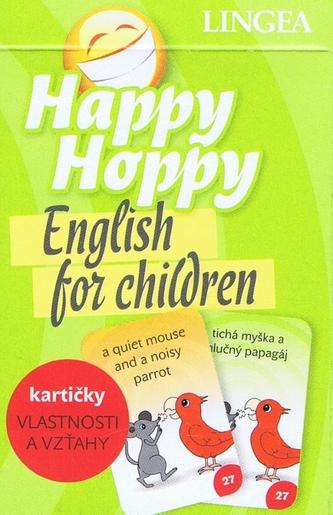 Happy Hoppy kartičky II: Vlastnosti a vzťahy