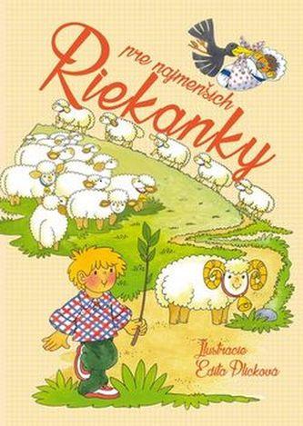 Riekanky pre najmenších - Edita Plicková