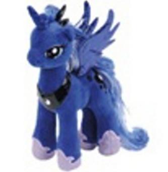 Plyš My Little Pony PRINCESS LUNA