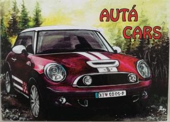 Auta,Cars - Alena Pokorná
