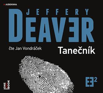 Tanečník - CDmp3 (Čte Jan Vondráček) - Deaver Jeffery