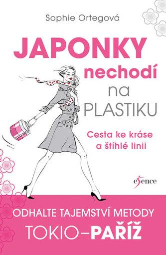 Japonky nechodí na plastiku - Ortegová Sophie
