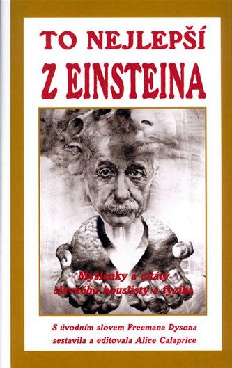 To nejlepší z Einsteina - Alice Calaprice