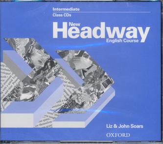 New Headway Intermediate Class 2xCD - John a Liz Soars
