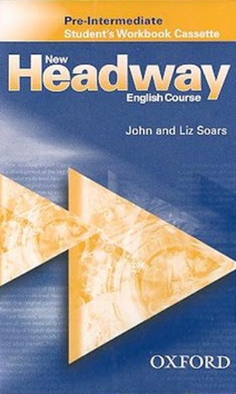 New Headway Pre-Intermediate Student´s Workbook Cassette - John a Liz Soars