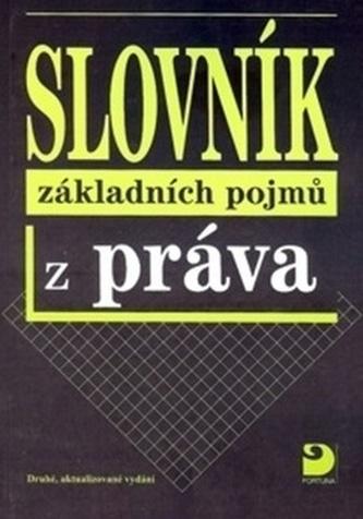 Slovník základních pojmů z práva