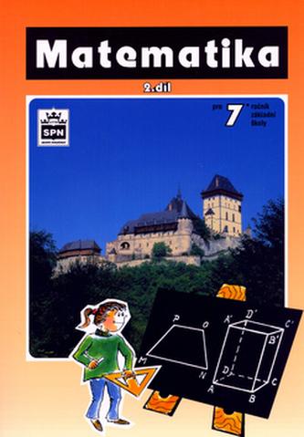 Matematika pro 7. ročník II. díl - Josef Trejbal a kol.