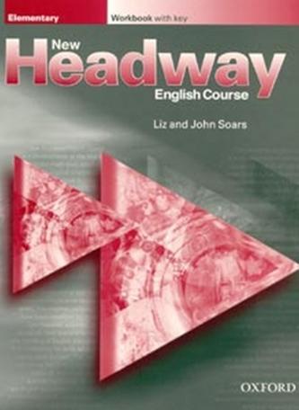 New Headway Elementary Workbook with key - John Soars; Liz Soars