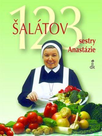 123 šalátov sestry Anastázie