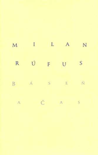 Báseň a čas - Milan Rúfus; Jakub Dvořák; Ivan Pavle