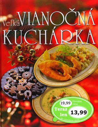 Vežká Vianočná kuchárka