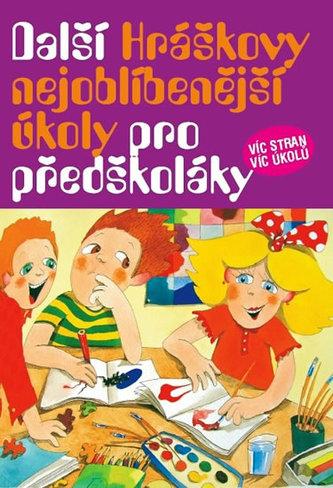 Další Hráškovy nejoblíbenější úkoly pro předškoláky - Taťána Vargová